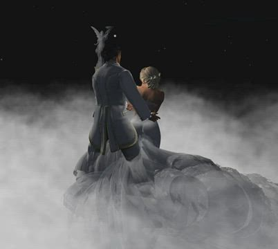 Dancing in Heaven with my baby