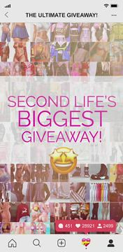 THE ULTIMATE GIVEAWAY!! 🎉