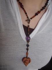 Rosary Y Neckpiece
