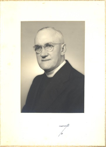 Rev. Robert Charlton
