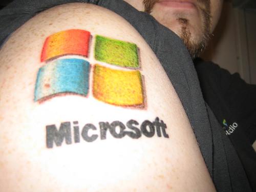 MS tatoo