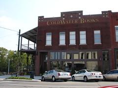 Coldwater Books, Tuscumbia AL