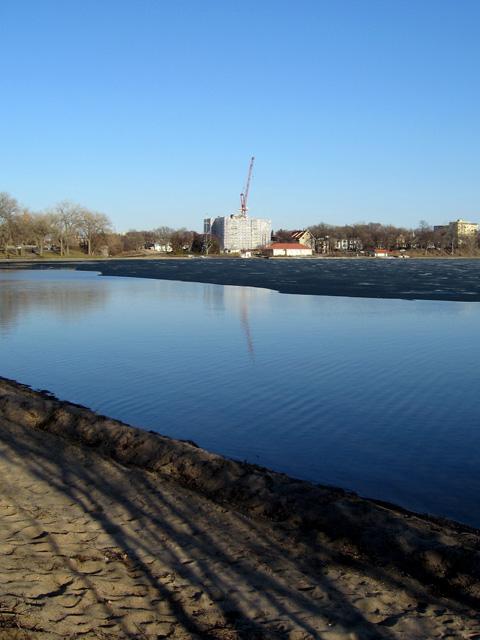 Open Water N Crane 2500