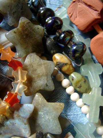 palette/stones
