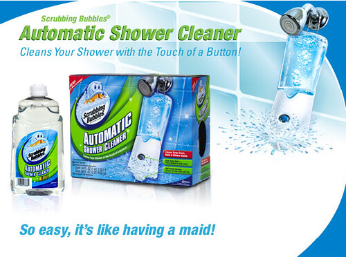 Scrubbing Bubbles ® : We Work Hard So You Don't Have To
