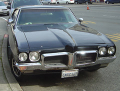 Pontiac GTO - Front