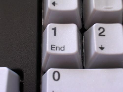injection molding seam on keypad