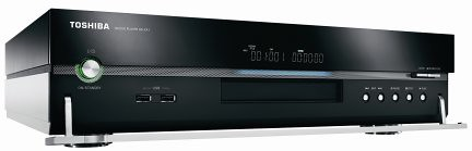 Toshiba HD DVD HD-XA1
