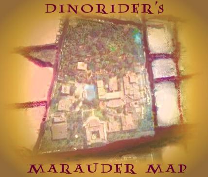 Dinorider's Marauder Map
