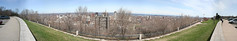 Hamilton, Ontario panorama