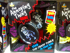 The Annoying Thing Game