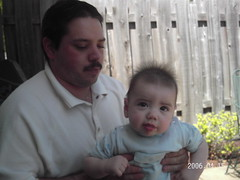 Daddy and Damien