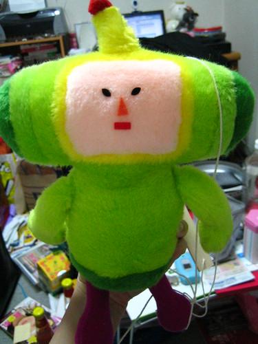 Katamari Puppet