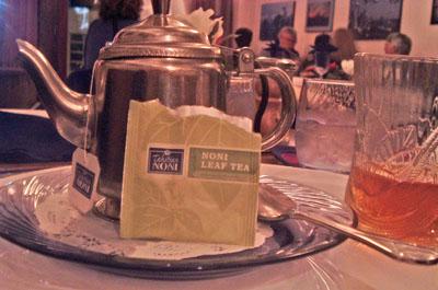Tahitian Noni Tea