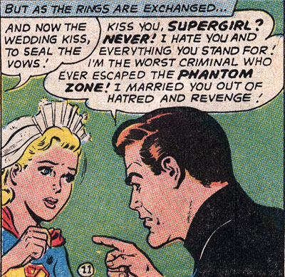 Super girl and clone sex — 13
