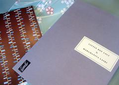 book & card