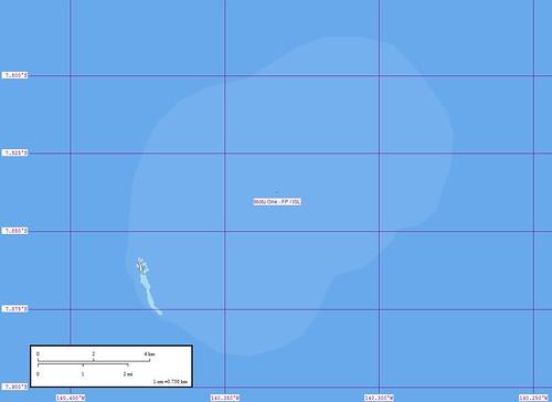 Motu One FP - Map
