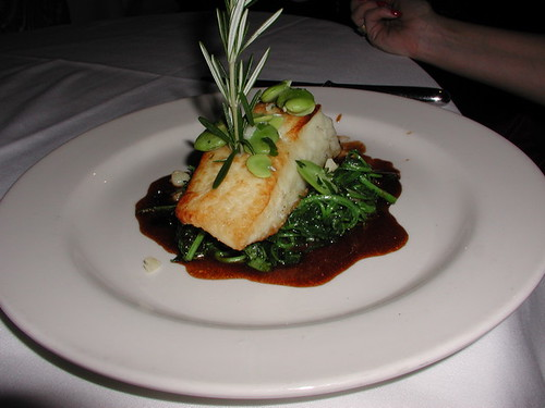 Marche Halibut