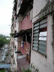 Ampai Flat Bukit Chagar