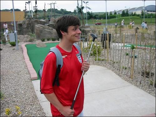 lee golf