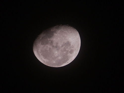 moon tonight 0030