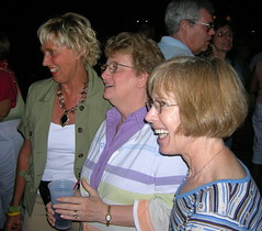 Linda Davidson, Darlene Gavert & Kathy Anderson