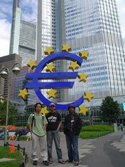 Central Bank of the European Union, Frankfurt, Germany