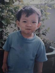 Zhong childhood