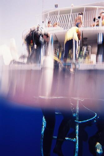 Entre ciel et mer (by Nicolas Hoizey)