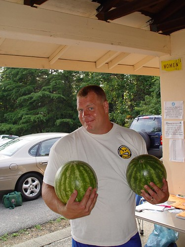 Phil's luscious melons