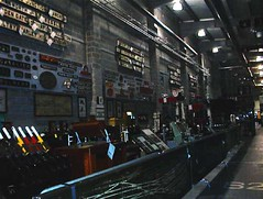The open store at the National Railway Museum