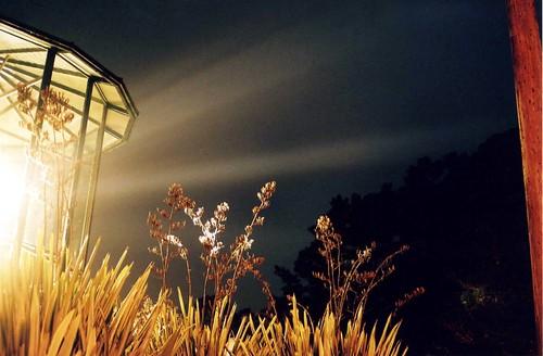 La mágica luz de un faro...