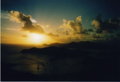 Antigua - Shirley Heights sunset 1