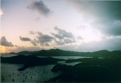 Antigua - Shirley Heights sunset 2