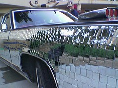 clean limo!