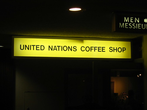 united nations coffee shop