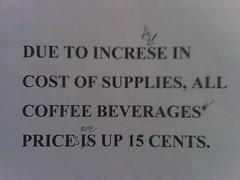 coffee edits