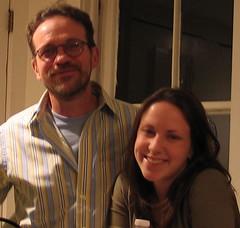 Bud Buckley and Kathy Feeney