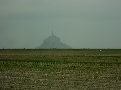 Mont St. Michel, Normandy