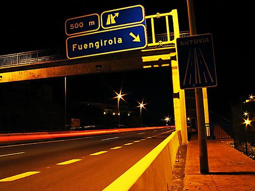 Colonia finlandesa de Fuengirola