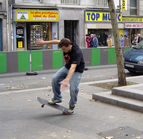 PatinageNearPigalle