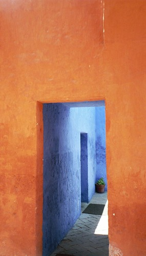 Doorway in Peru 2