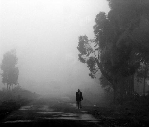 fog Northern Rwanda