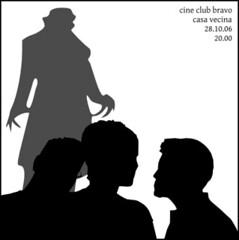 Nosferatu en el Cine Club Bravo - Sorpresa