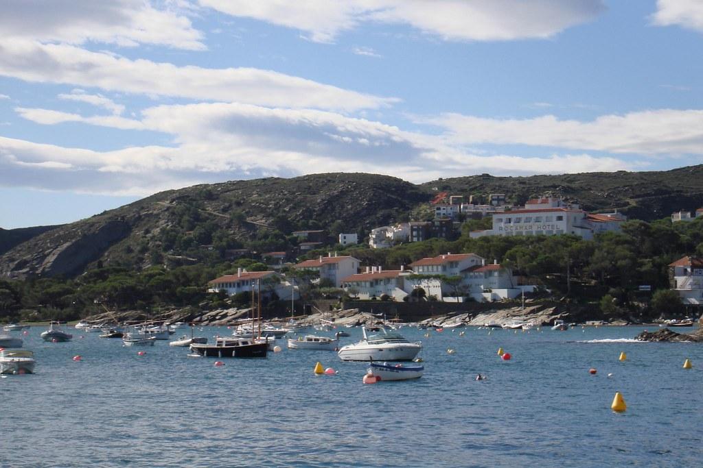 Baques i hotels a Cadaqués