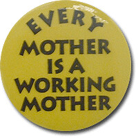 working mother pin