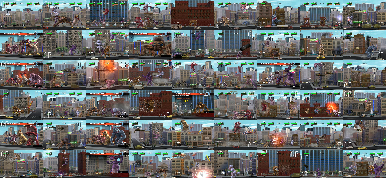Rampage Total Destruction Wii Boxart Screens Update Gonintendo