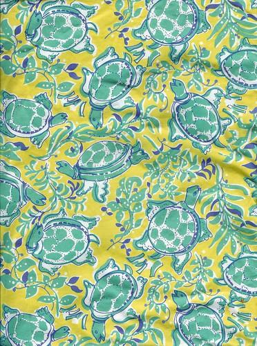 Turtle Fabric