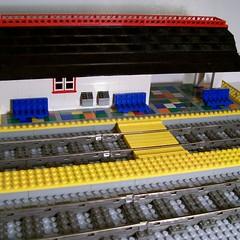 San Ladrillo Train Station