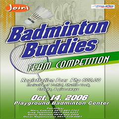 BadmintonBuddies